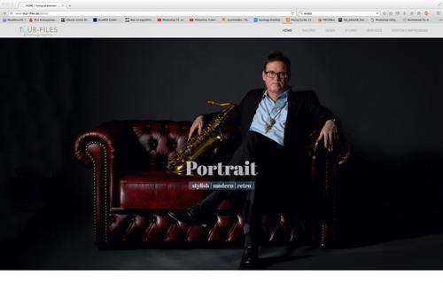 Fotograf Münster Webseite