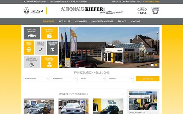 Autohaus Kiefer