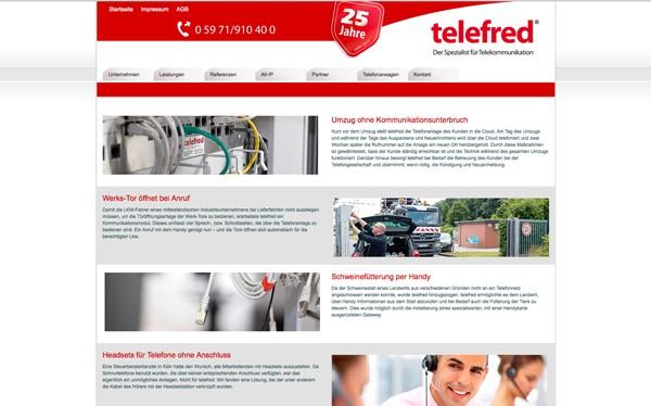 Telefred - Tour-Files Fotograf Münster