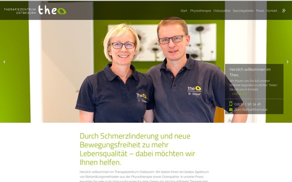 Therapiezentrum Ostbevern - Tour Files Fotografie Münster