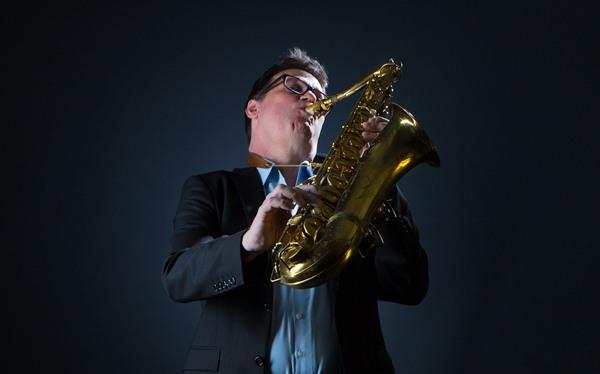 Manfred Wex - Saxophon
