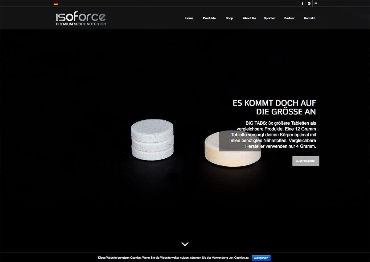 isoforce produktfotografie Münster