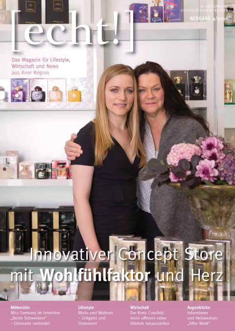 Echt Magazin Coesfeld