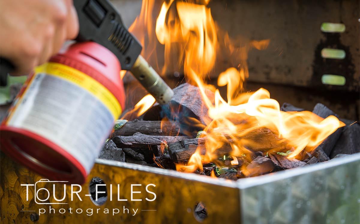Eventfoto Feuer