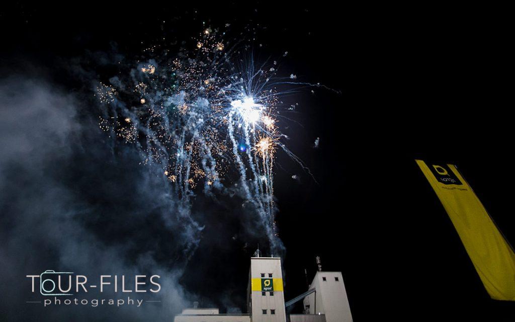 Eventfotograf, Feuerwerk, Jubiläum