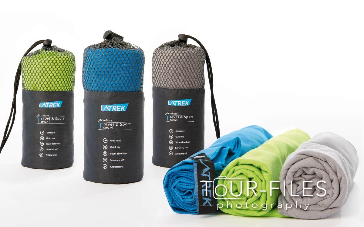 Handtücher Produktfoto