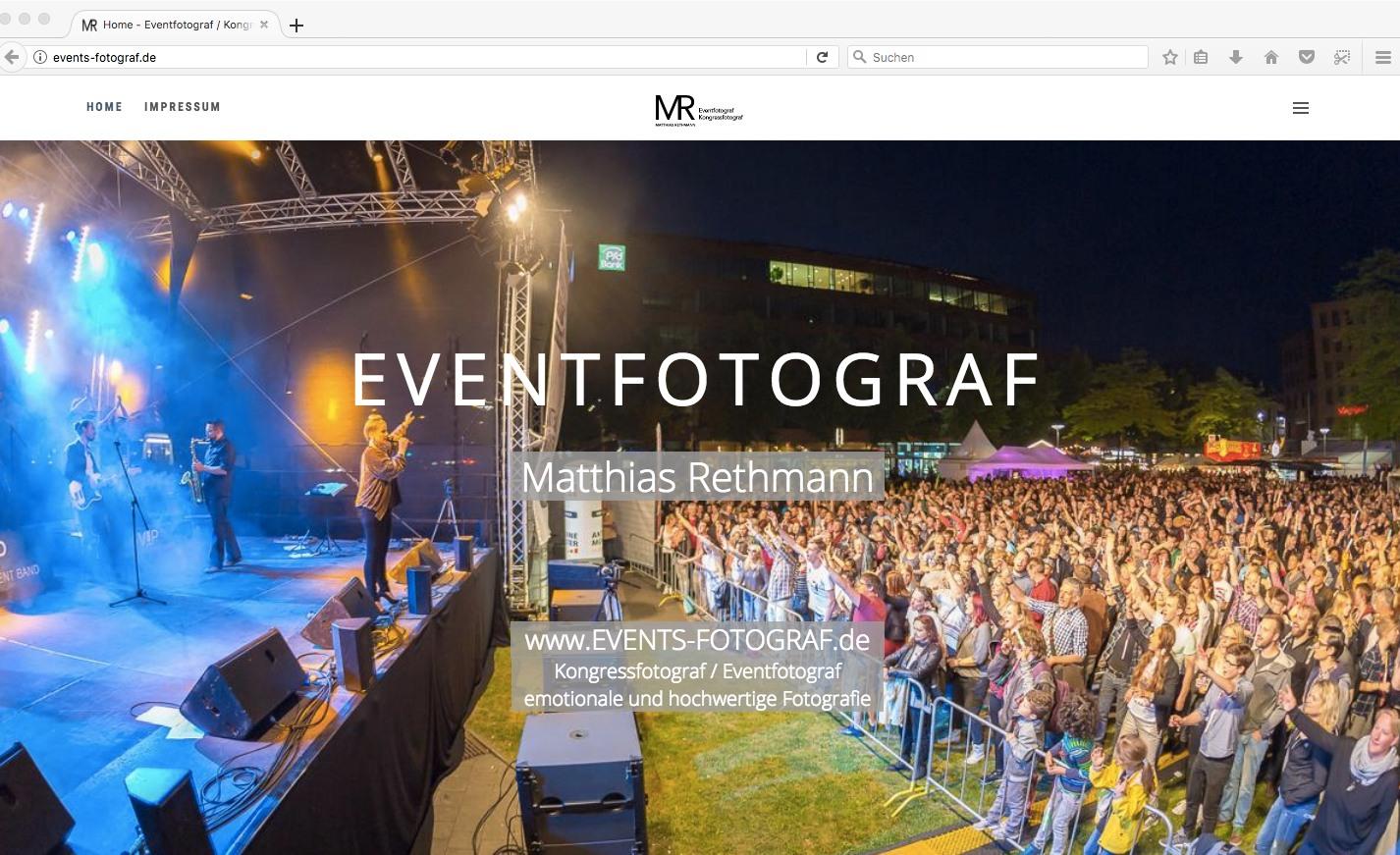 Fotograf für Events. Fotograf für Kongresse