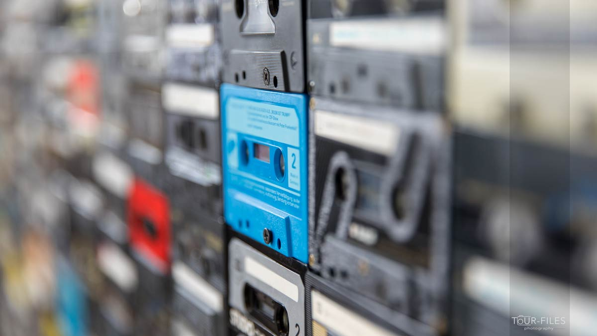 Cassetten Kompakt Sound
