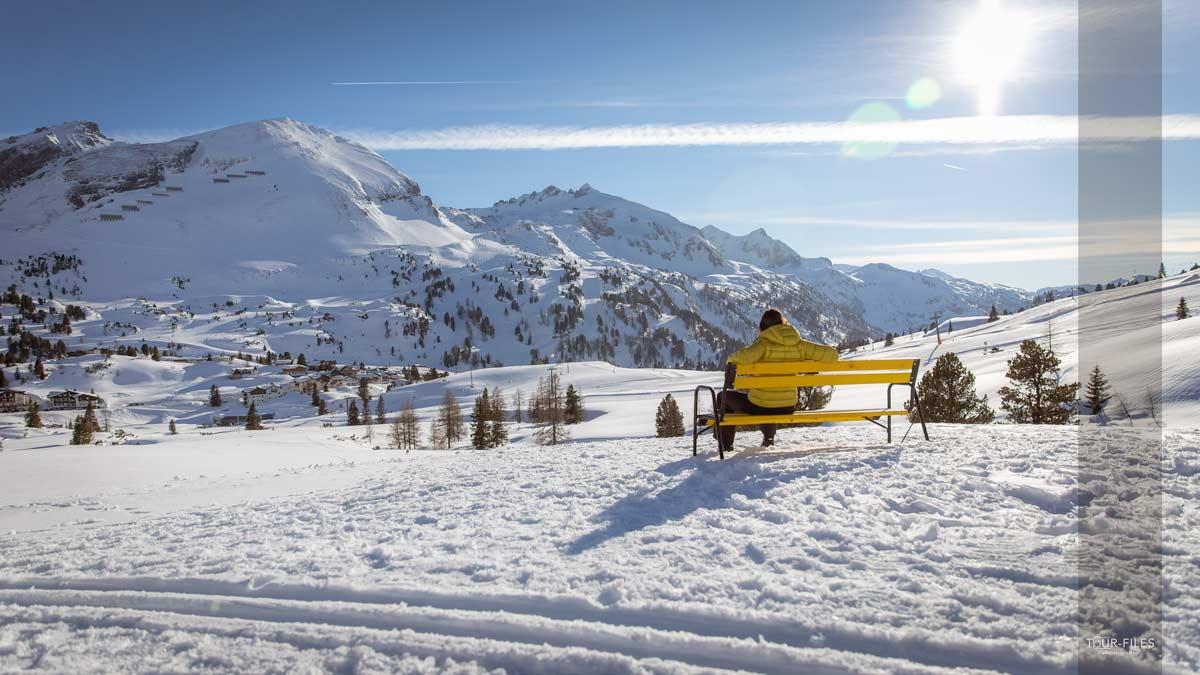 Imagefoto Skigebiet