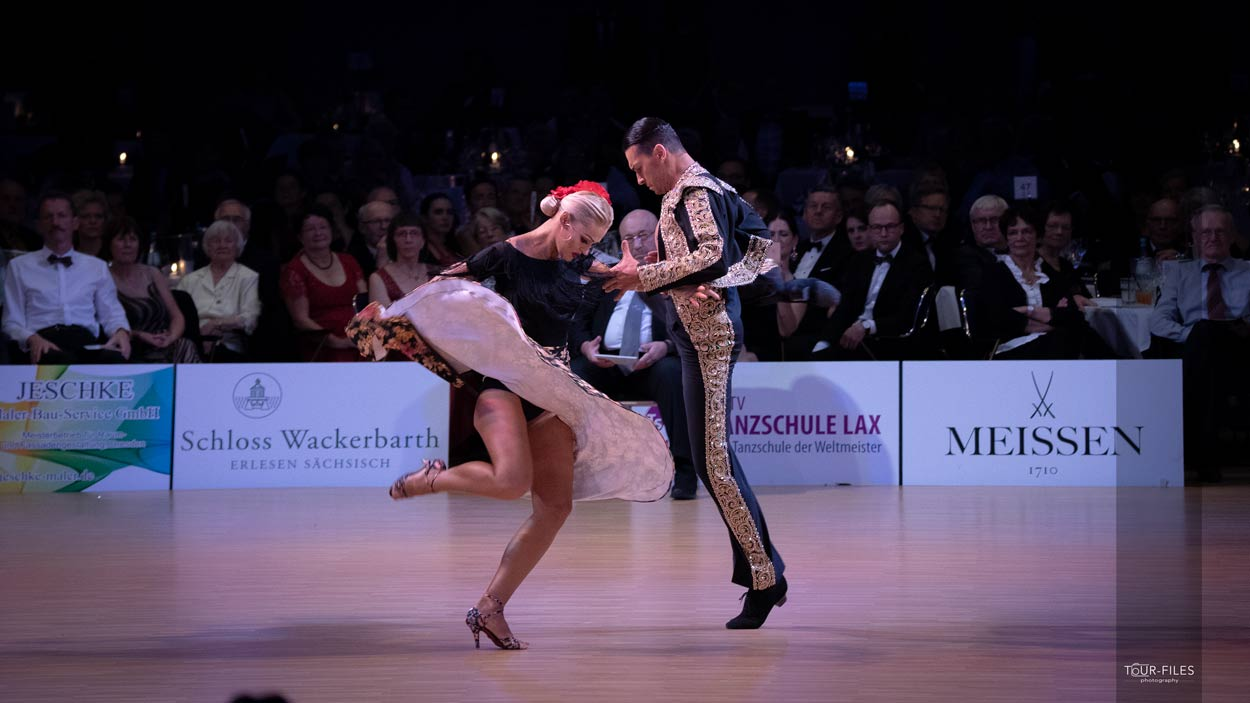 Tanzen spanisch