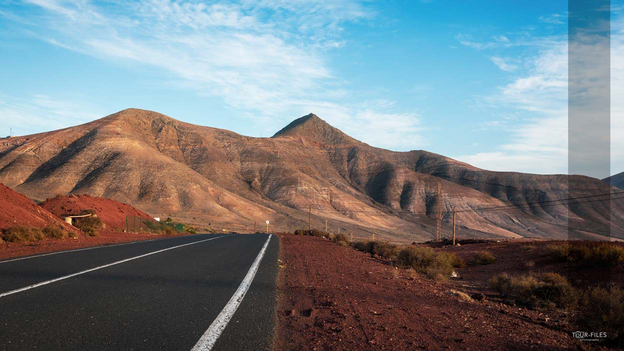 Vulkan Landscape