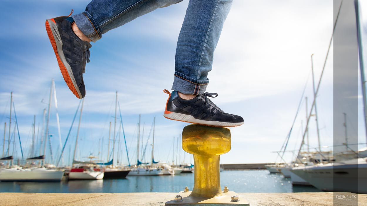 Produktfotografie Schuh