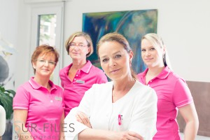 Zahnarzt Mitarbeiter Fotografie Münster
